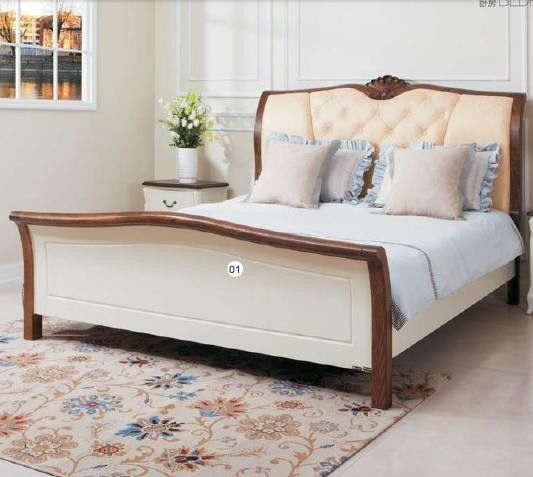Nordic Style Contemporary Bedroom Furniture / Bedroom Furniture Sets